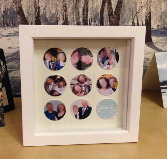 009 Creative framed photo
